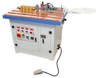 Криволинейный кромкооблицовочный станок MF350