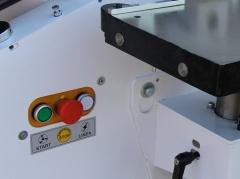 Фуговально-рейсмусовый станок LTT-400C со сверлильно-долбёжным приспособлением