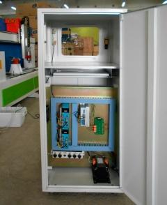 Токарно-фрезерный станок с ЧПУ по дереву LTT-M1250