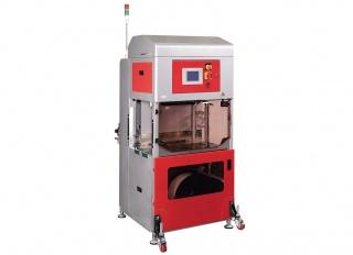 Автоматическая стреппинг машина для упаковки печатных СМИ TP-702NL