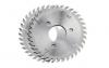 Пила дисковая твердосплавная пазовая DEKOR 125*30*4,0/3 z36 F