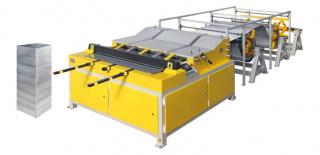 Линия для производства прямоугольных воздуховодов ИКKM-1