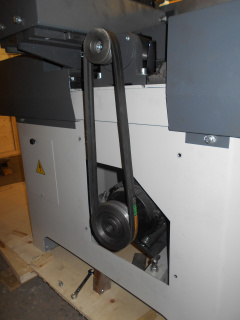 Фуговальный станок MB524B