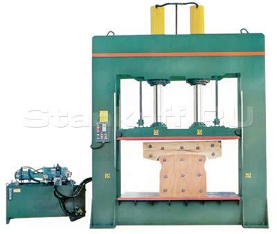 Пресс для гнутоклеёных изделий MGY 120