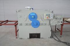 Двухвальный многопильный станок 2Ц16-350