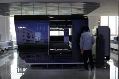 Оптоволоконный лазер в закрытом исполнении с режущей головой Precitec ProCutter LF3015GA/6000 IPG
