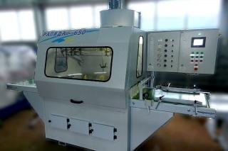 Автоматический окрасочный станок для погонажа Рапида-650/8