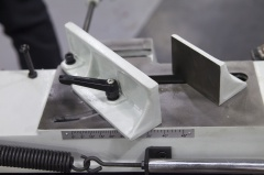 Ручная ленточная пила по металлу BS-115