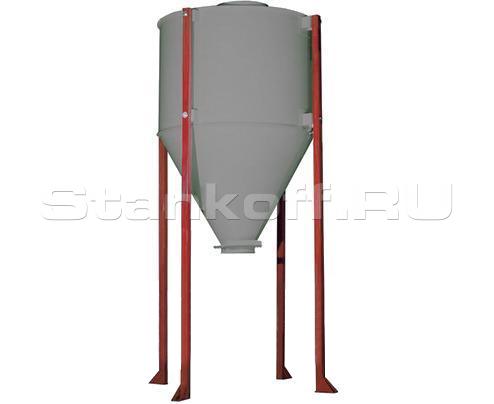 Бункер сыпучей продукции БСП-2,5