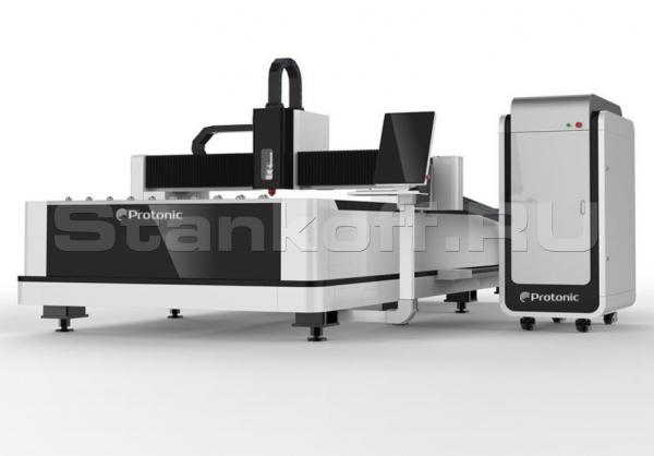 Волоконый лазер для резки металлических листов OptiCut LN3015/500 IPG