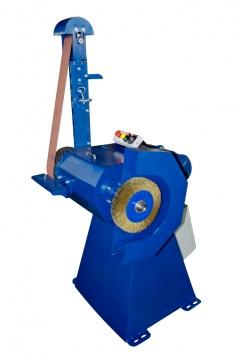 Ленточный шлифовально-полировальный станок SGP-100