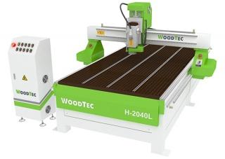 Фрезерно-гравировальный станок с ЧПУ WoodTec H 2040L