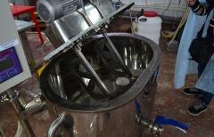 Ванна длительной пастеризации для производства сыра ВДПО-100