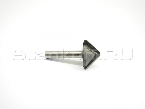 Фреза V-образная конусная для съема фаски N2V632140