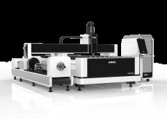 Оптоволоконный лазер с труборезным механизмом LF3015CNR/2000 IPG