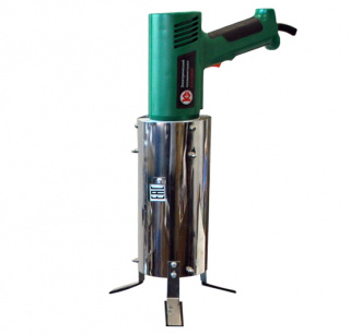 Устройство укупорки бутылок, флаконов и ПЭТ-бутылей термоусадочными колпачками УУ-4Т