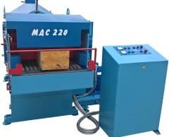 Многопильный двухвальный станок МДС-220