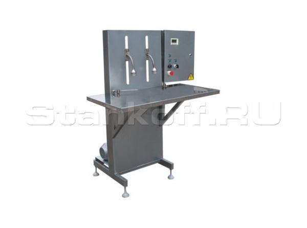 Дозатор жидких и вязких продуктов (с винтовым насосом) ДЖВ-900 (ВН)