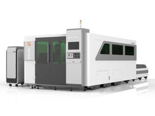 Оптоволоконная лазерная установка для резки металла с кабиной LF6020G/4000 Raycus
