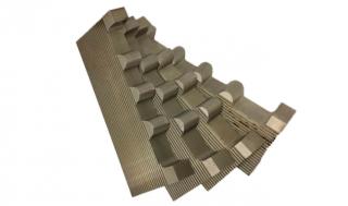 Бланкета из инструментальной стали HPS TIGRA 650*50*8 высота профиля 0 мм