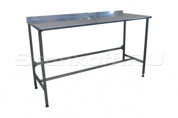 Стол пристенный производственный СПП-1800
