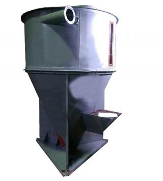 Вертикальный смеситель ВС - 2,3 Ш