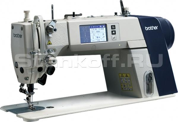 Прямострочная швейная машина Brother S-7300A-443P NEXIO PREMIUM