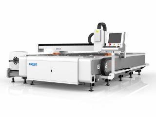 Оптоволоконный лазерный станок для резки листов и труб LF6015CR/4000 IPG