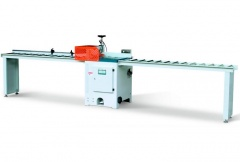 Полуавтоматический торцовочный станок для доски и шашки поддона Оптима СТ500М