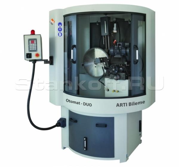 Станок для заточки дисковых пил по боковым граням OTOMAT DUO