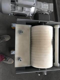 Клеенаносящий станок на минишип КМ250-4.0