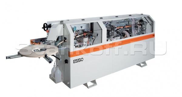 Автоматический кромкооблицовочный станок E550