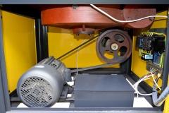 Станок для гибки арматуры с концевиком GW 52A