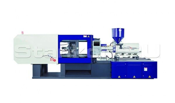 Термопластавтомат ТПА для литья изделий из пластика MA 2500 II S/1000
