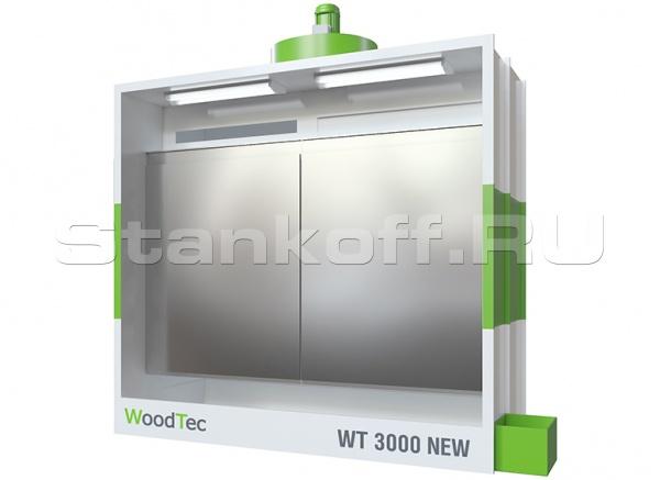 Окрасочная камера WoodTec WT 3000 NEW