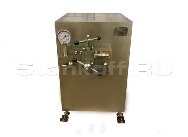 Гомогенизатор для молока Г-2500