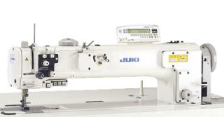 Двухигольная промышленная швейная машина с тройным продвижением JUKI LU-2266N-7