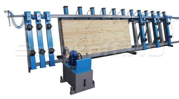 Пресс гидравлический SLH200-6GRP