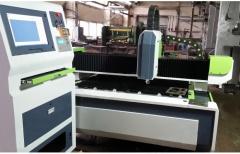 Установка лазерной резки металла FIBER RJ 1530/750 Raycus
