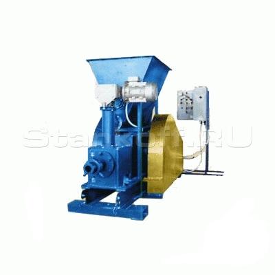Пресс для брикетов ПБУ-400