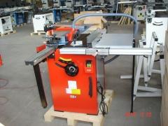 Круглопильный станок с подвижным столом JIB MJ10-1600