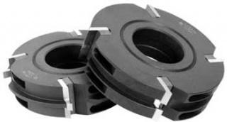 ПФ-09 комплект фрез для изготовления половой доски