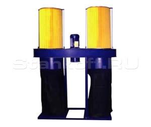 Агрегат пылеулавливающий ПФЦ-5000К-4