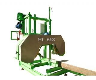 Станок ленточнопильный горизонтальный PL-6500