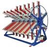 Пресс для массового производства клееного щита РГ6-3000-900-50