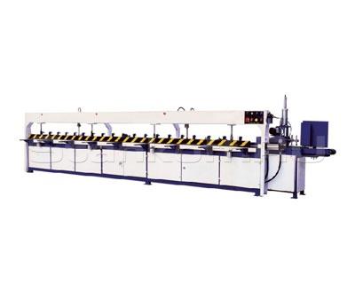 Пресс гидравлический для сращивания по длине PSK 6000A/200