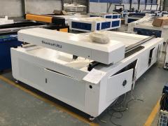 Лазерный станок для резки фанеры, пластика и других материалов LM 1616 PRO OPEN 130W