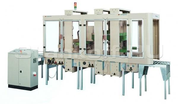 Автоматический заклейщик коробов с автоматической регулировкой размеров GEM X F520