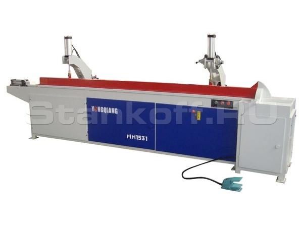 Гидравлический пресс для сращивания по длине MH1531