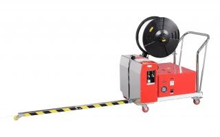 Стреппинг машина для вертикальных обвязок паллет TP-502MV